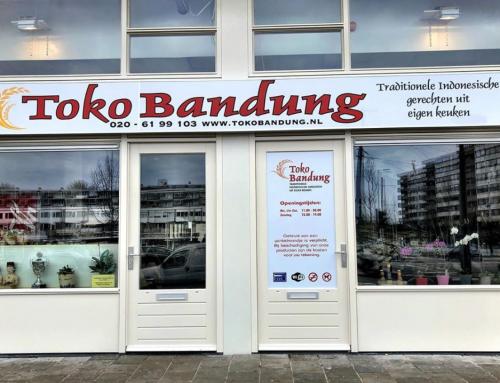 Help je mee Toko Bandung te financieren?